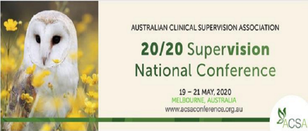 Australian Clinical Supervision Association National Conference
