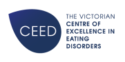 The Victorian Centre of Excellence in Eating Disorders (CEED) Logo